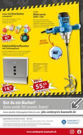 Aktueller Sonderpreis Baumarkt Prospekt, Aktuelle Angebote!, Seite 22