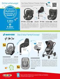 Aktueller BabyOne Prospekt, Alles für einen glücklichen Start!, Seite 14