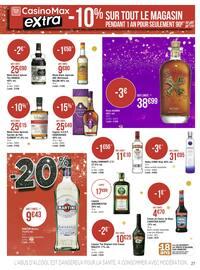 Catalogue Géant Casino en cours, Le mois Casino magic, Page 27