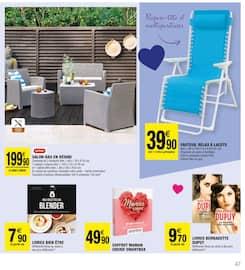 Catalogue Carrefour Market en cours, Le mois qui aime la France, Page 47