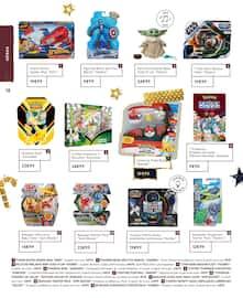 Catalogue Monoprix en cours, Le guide jouets, Page 19