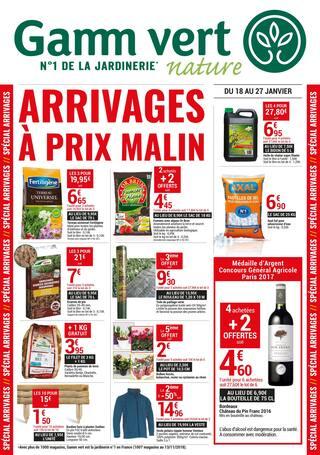 Catalogue Gamm Vert en cours, Arrivages à prix malin, Page 1