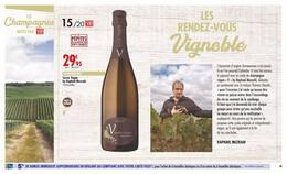 Catalogue Carrefour en cours, La seule foire aux vins notée par la revue du vin de France, Page 78