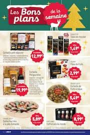 Catalogue Aldi en cours, Un Noël tout simplement exquis !, Page 4