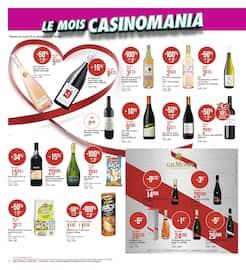 Catalogue Géant Casino en cours, Le mois Casinomania, Page 4