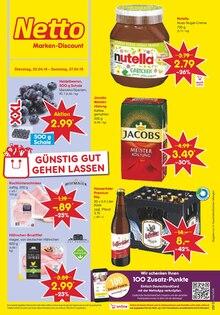 Netto Marken-Discount - Günstig gut gehen lassen