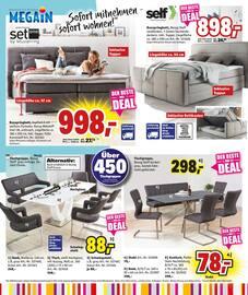 Aktueller Möbel Inhofer Prospekt, MegaIN, Seite 2