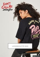 Catalogue Jennyfer en cours, Don't call me Jennyfer, Page 1