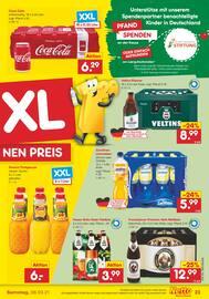 Aktueller Netto Marken-Discount Prospekt, DER ORT, AN DEM MEHRMALS TÄGLICH FRISCH GEBACKEN WIRD., Seite 23