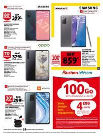 Catalogue Auchan en cours, Un petit déjeuner d'enfer !, Page 51