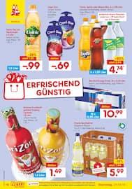 Aktueller Netto Marken-Discount Prospekt, Günstig gut gehen lassen, Seite 14