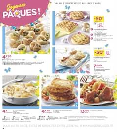 Catalogue Casino Supermarchés en cours, Joyeuses Pâques !, Page 4