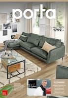 Aktueller porta Möbel Prospekt, Die exklusive Marke OLE GUNDERSON, Seite 1