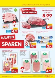 Wurst im Netto Marken-Discount Prospekt GARANTIERT NIRGENDWO GÜNSTIGER auf S. 24