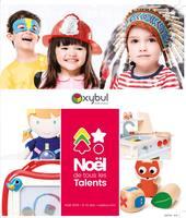 Catalogue Oxybul en cours, Noël de tous les talents, Page 1