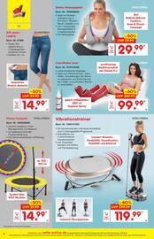 Aktueller Netto Marken-Discount Prospekt, Sommer, Sonne, Freizeit!, Seite 6
