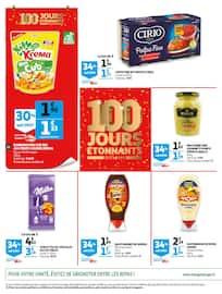 Catalogue Auchan en cours, 100 jours étonnants avant 2020, Page 22
