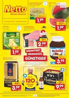 Netto Marken-Discount Prospekt Hol dir den Sommer nach Hause