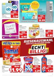 Aktueller Kaufland Prospekt, Frische ECHT BILLIG!, Seite 27