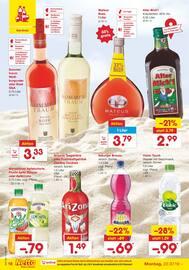 Aktueller Netto Marken-Discount Prospekt, So schmeckt der Sommer, Seite 18