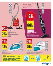 Catalogue Carrefour Market en cours, Le meilleur de la rentrée moins chère, Page 43