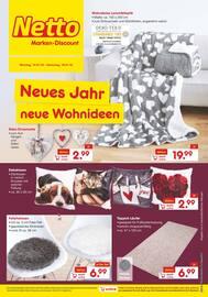 Aktueller Netto Marken-Discount Prospekt, Neues Jahr, neues Ich!, Seite 33