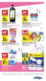 Catalogue Carrefour Market en cours, Le mois juste pour moi, Page 11