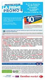 Catalogue Carrefour Market en cours, Maintenant et moins cher !, Page 12