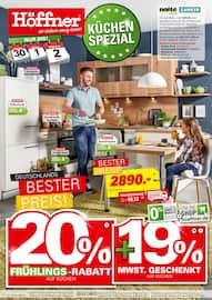 Höffner, Küchen-Spezial für Berlin