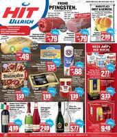 Aktueller Ullrich Verbrauchermarkt Prospekt, Aktuelle Angebote, Seite 1