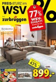 Zurbrüggen, Preis-Sturz im WSV bei Zurbrüggen für Bremen