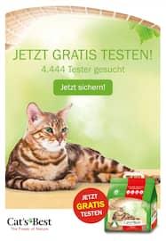 Aktueller Cat's Best Prospekt, Jetzt gratis testen!, Seite 1