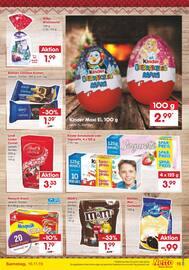Aktueller Netto Marken-Discount Prospekt, Weihnachts-Vorboten, Seite 15