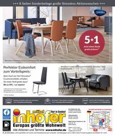 Aktueller Möbel Inhofer Prospekt, Zeit für mich, Seite 8