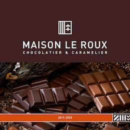 Catalogue Maison Le Roux en cours, Chocolatier & Caramelier, Page 1