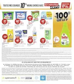 Catalogue Casino Supermarchés en cours, Les 366 jours les + promo de France, Page 7