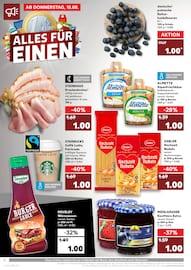 Aktueller Kaufland Prospekt, ALLES FÜR EINEN, Seite 2