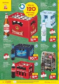 Aktueller Netto Marken-Discount Prospekt, Alles für Ostern, Seite 22