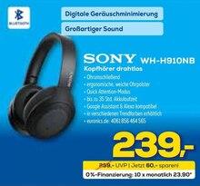 Multimedia von SONY im aktuellen EURONICS Prospekt für 239€