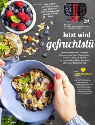 Aktueller EDEKA Prospekt, Ein Frühstück vom Glück., Seite 2