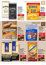 Aktueller Kaufland Prospekt, Essen ist entdecken, Seite 25