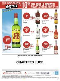 Catalogue Géant Casino en cours, L'énorme anniversaire, Page 47