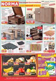 Catalogue Norma en cours, Pour chaque €uro le maximum., Page 1
