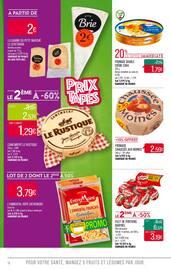 Catalogue Supermarchés Match en cours, Prix tapés, Page 16