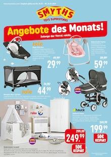 Smyths Toys, ANGEBOTE DES MONATS! für Hoppegarten1