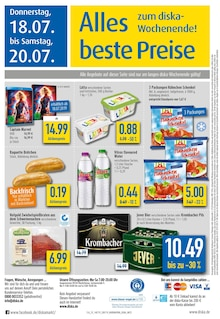 diska, ALLES BESTE PREISE für Frickenhausen (Main)