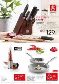 Aktueller Zurbrüggen Prospekt, Faszination Küche, Seite 38