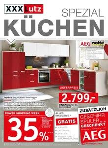 XXXLutz Möbelhäuser, KÜCHEN-SPEZIAL für Friedrichsdorf