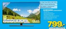 Fernseher von SAMSUNG im aktuellen EURONICS Prospekt für 799€