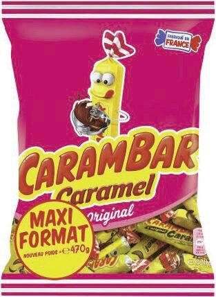 CARAMBAR Caramel Original